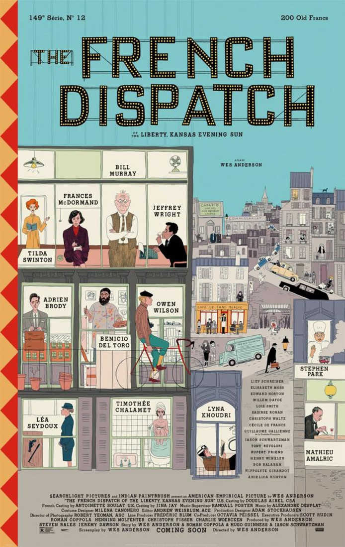 """The French Dispatch"""