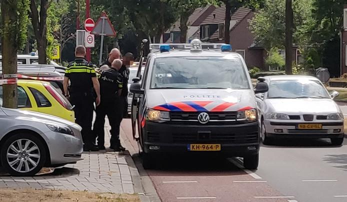 De verdachte wordt aangehouden in Nieuwegein.