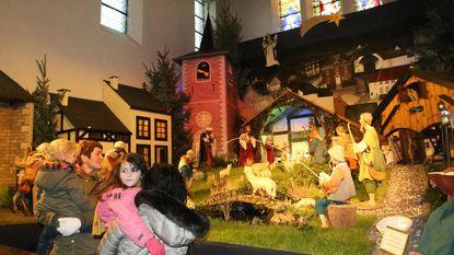 Kerststallen lokten al duizend bezoekers
