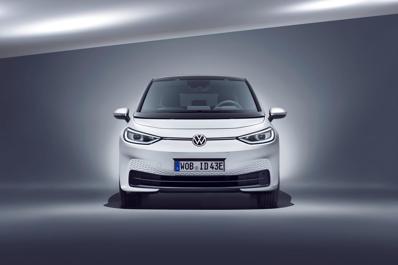 De Volkswagen ID.3