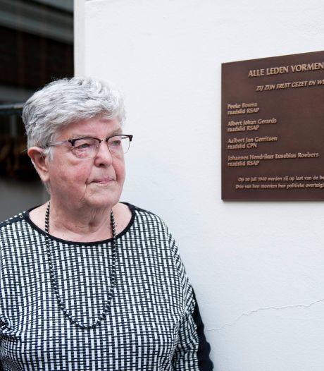 Vergeten oorlogshelden Deventer herdacht: 'Mijn vader is jaren weggemoffeld'