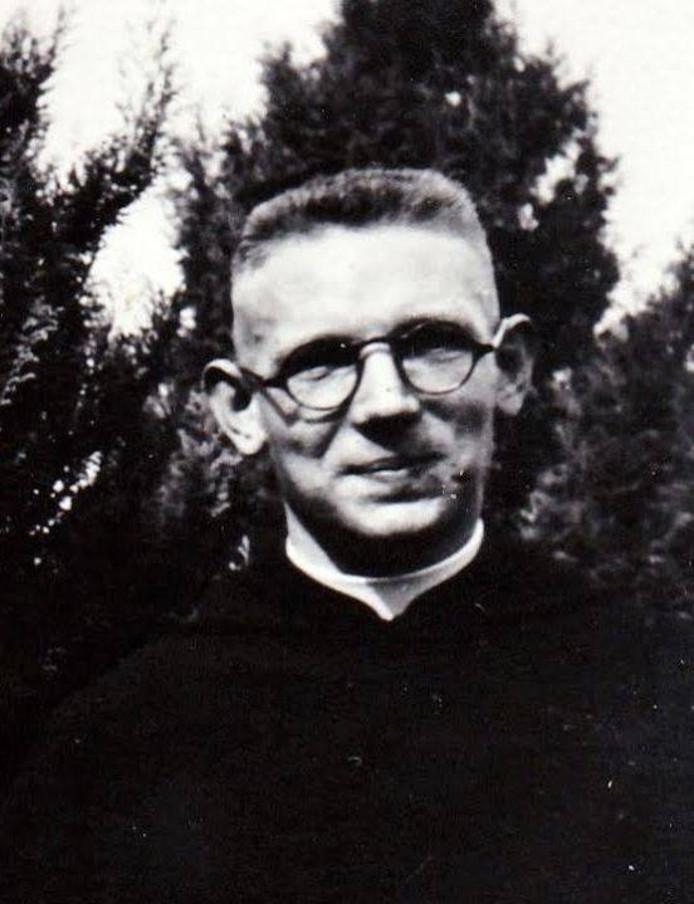 Priester Antoon 'Anselmus' Musters.
