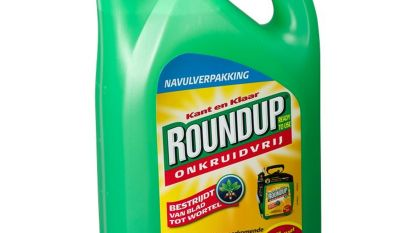Vanaf volgende week geen Roundup meer in winkel