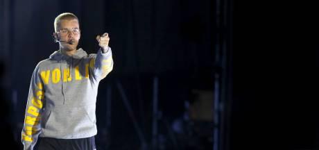 'IJslandse kloof dicht na clip Justin Bieber'