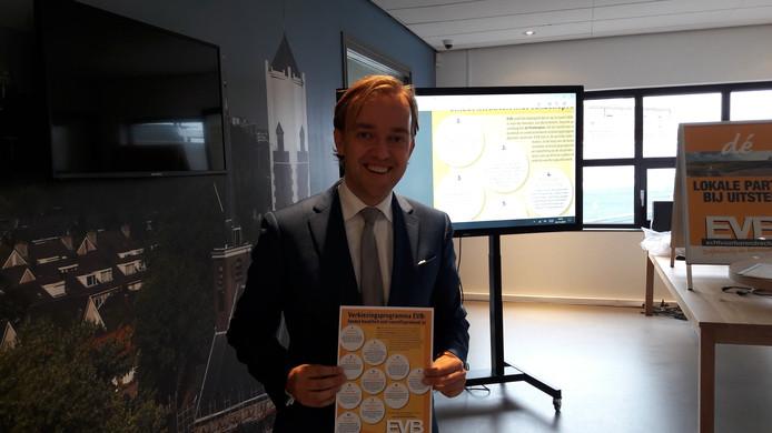 Als het aan EVB-voorman Lennart van der Linden ligt stapt Barendrecht vóór 2020 uit de BAR.