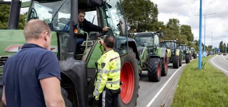 'Geen landelijk verbod op boerenprotesten met landbouwvoertuigen'