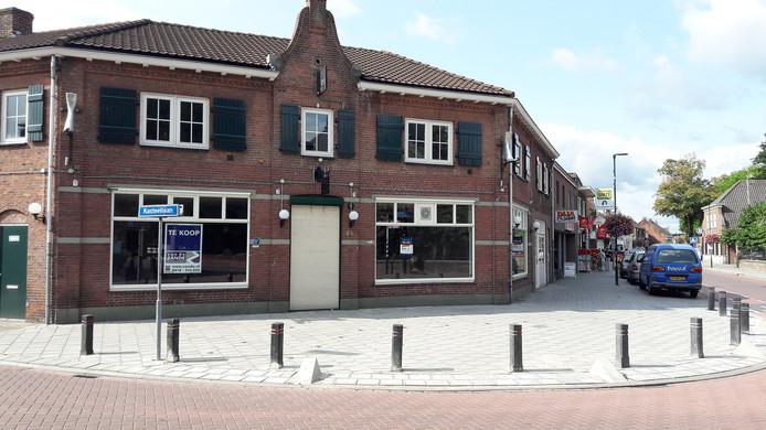 De panden Kerkstraat 62-62a en 64 in Loon op Zand.