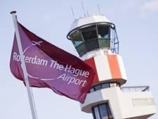 Rotterdam The Hague Airport mag terminal niet uitbreiden