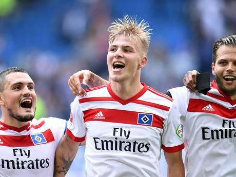 Van Drongelen wint tijdens debuut bij HSV en maakt meteen indruk