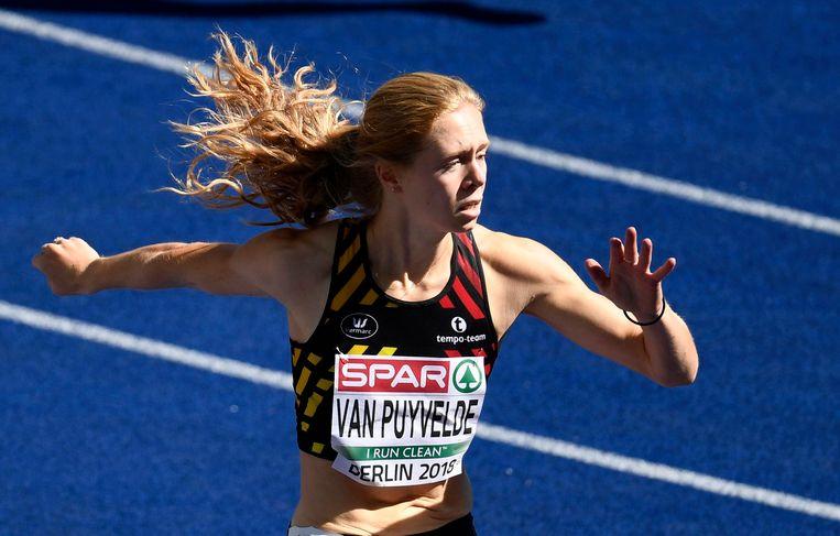 Margo Van Puyvelde.