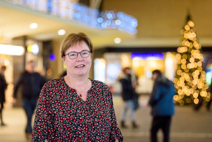 Jannie Visscher uit Eindhoven is de nieuwe voorzitter van de SP