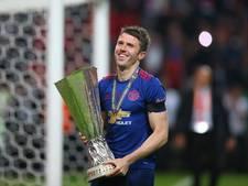 EL-winnaar Manchester United houdt Carrick nog een jaar aan boord