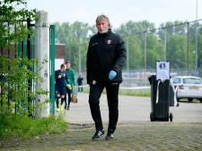 FC Dordrecht traint vanaf morgen weer, maar voorlopig nog in beslotenheid