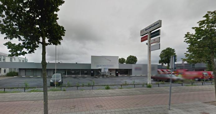 Broekhuizen Vreest Verlies Winkelpand Ringbaan Oost Tilburg