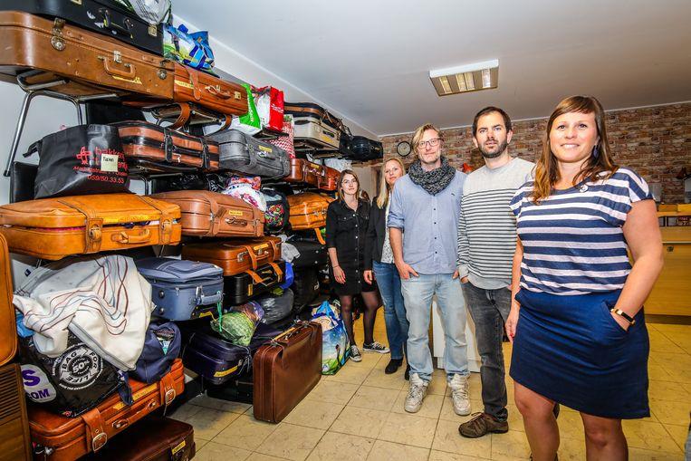 In het doorgroeihuis kunnen daklozen de nacht doorbrengen, maar ze krijgen er ook intense begeleiding