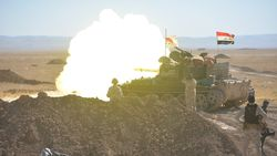 Iraakse troepen bereiken IS-bolwerk Tal Afar