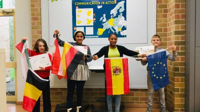 Basisschool Kameleon start samenwerking met scholen uit Bulgarije en Spanje