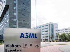 ASML in Veldhoven haalt op de beurs hoogste koers ooit