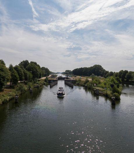 Scheepvaart ligt mogelijk jaar stil tijdens nieuwbouw van sluis bij Reeshof