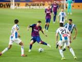 Barcelona weet slechts één kans te verzilveren tegen Espanyol