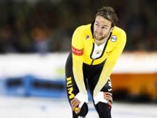 Thomas Krol zet NK sprint uit zijn hoofd: alle focus op WK afstanden