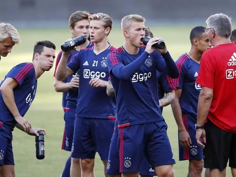 Plaatsing Ajax voor groepsfase is goed voor ongeveer 12 miljoen