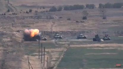 """""""Azerbeidzjan heeft ons de oorlog verklaard"""": hevige gevechten uitgebroken tussen Armeense separatisten en Azerbeidzjaans leger in Nagorno-Karabach"""