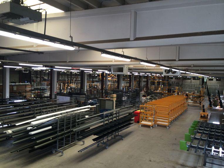 De nieuwste productielijn van Verona