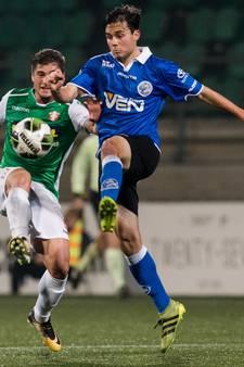 FC Den Bosch boekt in Dordrecht zijn tweede uitzege van het seizoen