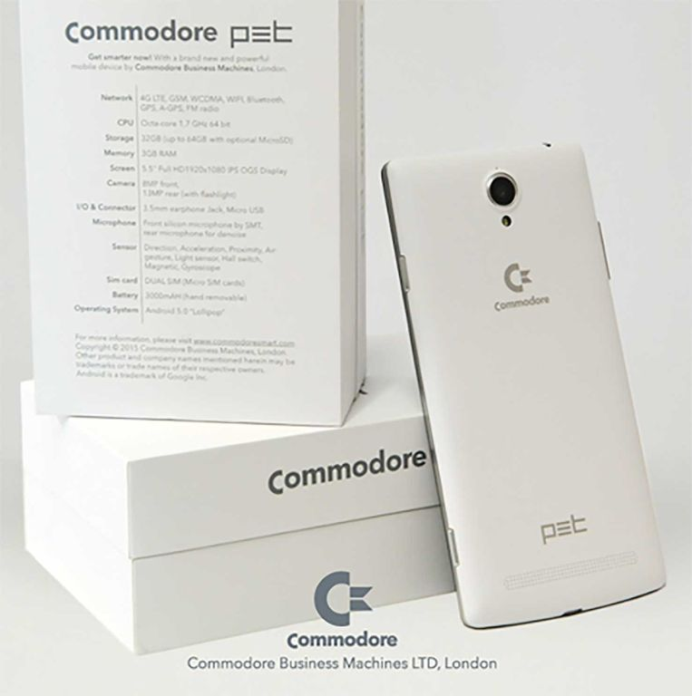 null Beeld Commodore