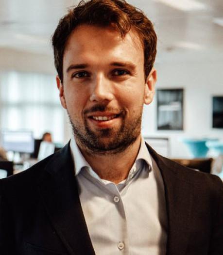 Joris Toonders (31) is al meer dan de helft van zijn leven ondernemer