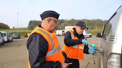 Grootschalige politiecontrole in samenwerking met douane en RVA-diensten