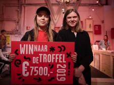 Spee en Bornkamp winnen Troffel op Cement