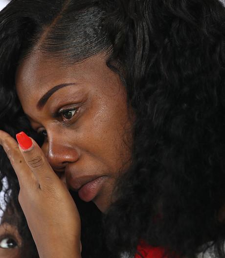 Vrouw omgekomen militair overstuur na troosttelefoontje Trump