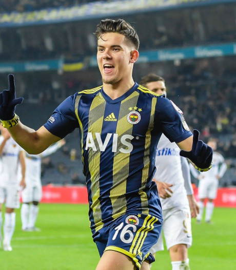 Scorende Kadioglu loodst Fenerbahçe naar kwartfinale Turkse beker