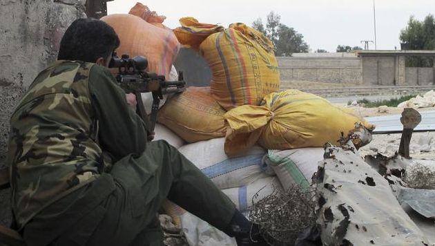 Veel Belgische jongeren hebben de intentie af te reizen naar Syrië om zich aan te sluiten bij de rebellen