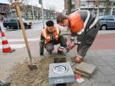 Rotterdamse brandgrens krijgt nieuwe lampjes