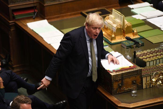 De regering van Boris Johnson wil na de brexit geen visa meer verstrekken aan laag opgeleide arbeidskrachten.