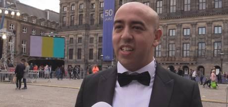 Mohamed (35) is één van de 150 gelukkigen