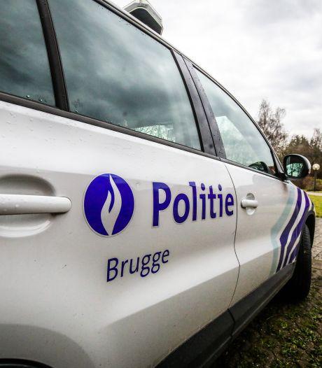 Twintiger gewond bij crash in Sint-Kruis