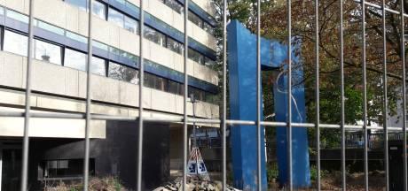 Commotie over sloop kunst bij Girokantoor Arnhem