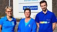 Dertig jobs in drie nieuwe winkels Colruyt Group aan Molderdijk
