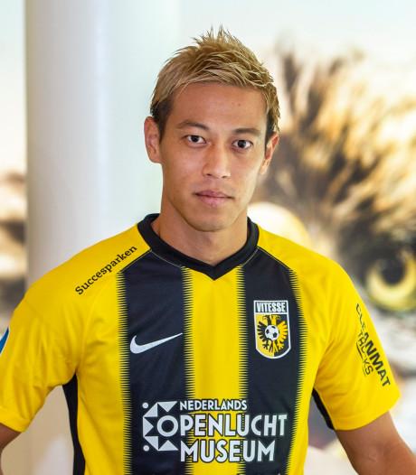 Vitesse heeft benodigde papieren binnen: Honda klaar voor debuut
