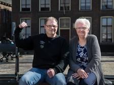 De held van Doesburg heet Alex Verhaaff