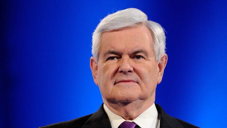 Newt Gingrich. Beeld afp