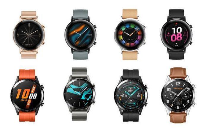 La montre connectée Huawei Watch GT 2 - À partir de 229€