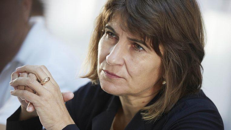 Minister Lilianne Ploumen (Buitenlandse Handel en Ontwikkelingssamenwerking) Beeld ANP