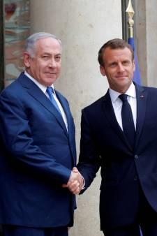 La France demande à Israël de renoncer à tout projet d'annexion en Palestine