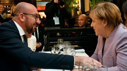 Turkije ontvangt geld om toe te treden tot EU, maar die steun willen premier Michel (en Merkel) nu bevriezen