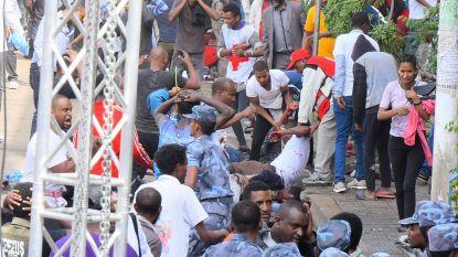 """Twee doden en meer dan 150 gewonden bij ontploffing in Ethiopië: """"Premier was doelwit"""""""
